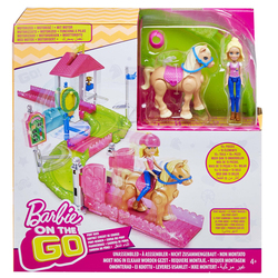 Barbie On The Go - Circuit de course