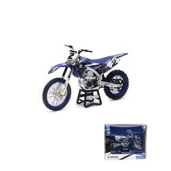Moto Yamaha YZ450F 1/12 ème