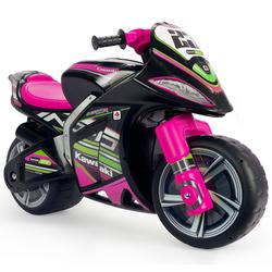 Porteur moto Winner Kawasaki rose