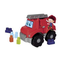 Abrick-Camion de pompier garni