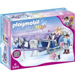 9474 - Couple royal et calèche Playmobil Magic