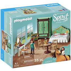 9476 - Chambre de Lucky Playmobil Spirit