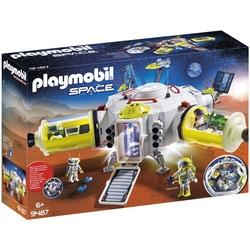 9487 - Station spatiale Mars Playmobil Space