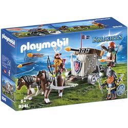 9341- Char de combat baliste et nains Playmobil Knights