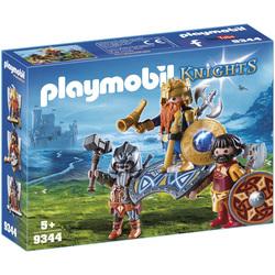 9344 - Roi des nains Playmobil Knights