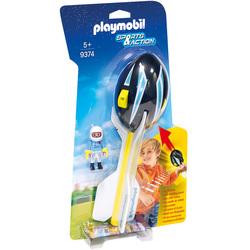 9374 - Playmobil Sports et Action - Pilote et fusée des airs