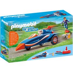 9375 - Playmobil Sports & Action - Pilote et voiture fusée
