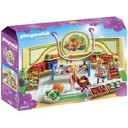 9403 - L'épicerie Bio Playmobil City Life