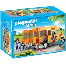 9419 - Playmobil City Life - Bus scolaire