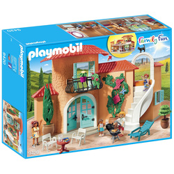 9420 - Villa de vacances Playmobil family Fun