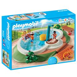 9422 - Piscine avec douche Playmobil Family Fun