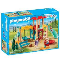 9423 - Parc de jeu avec toboggan Playmobil Family Fun