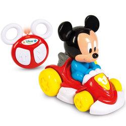 Voiture radiocommandée baby Mickey