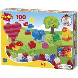 Boite animaux Abrick 100 briques
