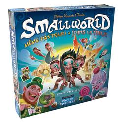 SmallWorld Dans la toile et Même pas peur