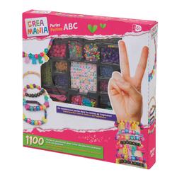 Perles alphabet party