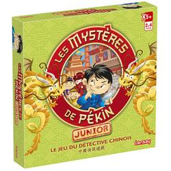 Les mystères de Pékin Junior