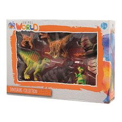 Coffret 6 dinosaures