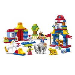 Blocs de construction cirque junior