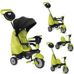 Tricycle Swing DLX vert