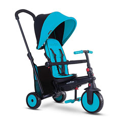 Tricycle évolutif SmarTfold 300 Plus bleu