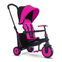 Tricycle évolutif SmarTfold 300 Plus rose