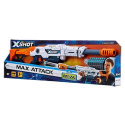 Fusil à air comprimé X-Shot Max Attack