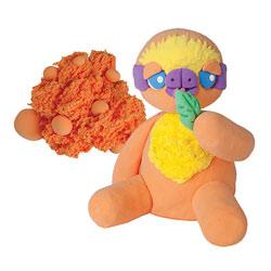 Pâte à modeler Morph orange 35 g