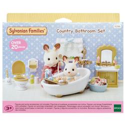 Sylvanian Families - Set salle de bain