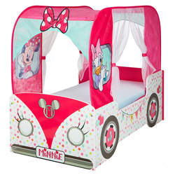 Lit camping-car Minnie Mouse
