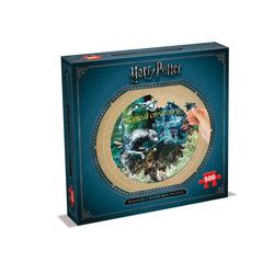 Puzzle 500 pièces Harry Potter Créatures magiques