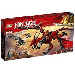 70653 - LEGO® NINJAGO Le dragon Firstbourne