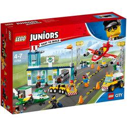 10764 - LEGO® Juniors L'aéroport City Central