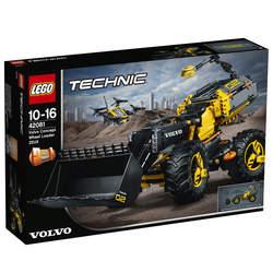 42081 - LEGO®Technic Tractopelle Volvo Concept ZEUX