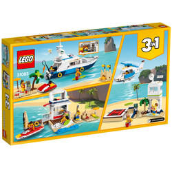 31083 - LEGO® Creator Les aventures en croisière