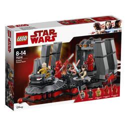75216 - LEGO® Star Wars™ - Salle du trône de Snoke