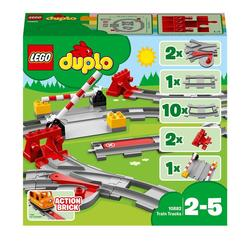 10882 - LEGO® DUPLO Les rails du train