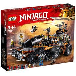 70654 - LEGO® NINJAGO Le véhicule de combat Dieselnaut