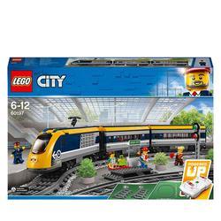 60197-LEGO® City Le train de passagers télécommandé