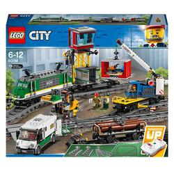 60198 - LEGO® City Le train de marchandises télécommandé