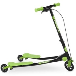 Trottinette YFlicker A1 Air Verte