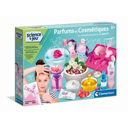 Coffret création parfums et cosmétiques