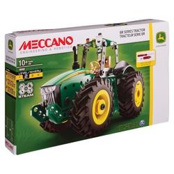 Meccano-Tracteur 8R John Deere