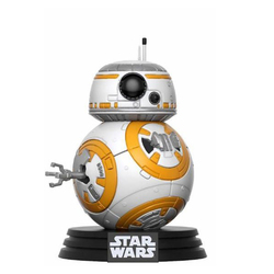 Figurine BB-8 196 Star Wars 8 Funko Pop