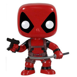 Figurine Deadpool 20 Marvel Funko Pop