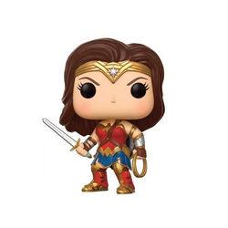Figurine Wonder Woman 206 DC Justice League Funko Pop
