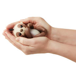 Fingerlings Bébé Paresseux Interactif - Kingsley
