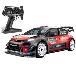 Voiture radiocommandée Ciroën C3 WRC 1/10 ème
