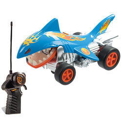 Voiture radiocommandée Hot Wheels Shark Attack