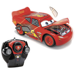 Cars 3-voiture radiocommandée crash mc queen